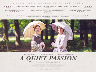 A Quiet Passion Movie Banner Poster
