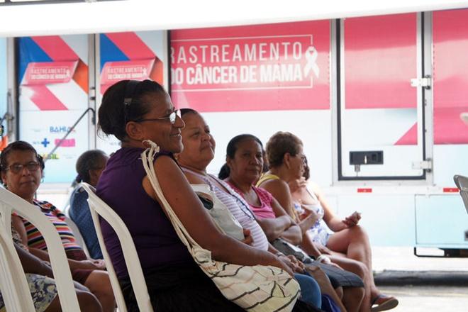 Rastreamento do Câncer de Mama segue para as cidades de Quixabeira e Saúde