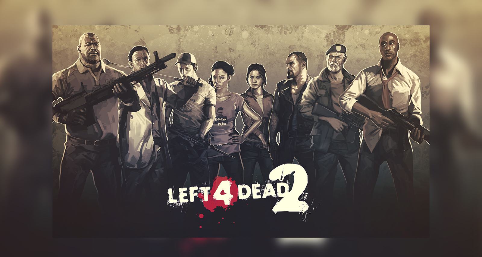 Left 4 Dead 2 v1.2.4.9 + ONLINE STEAM Edition PC Full Español 2017
