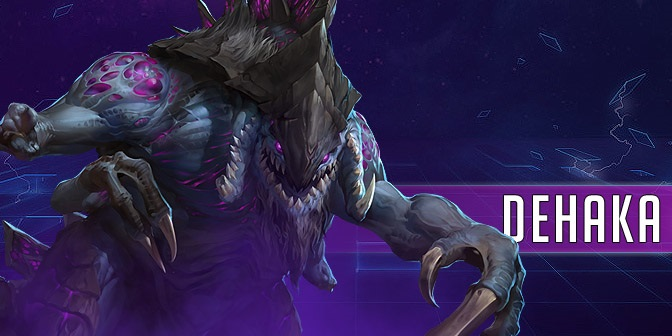 Heroes of the Storm Dehaka