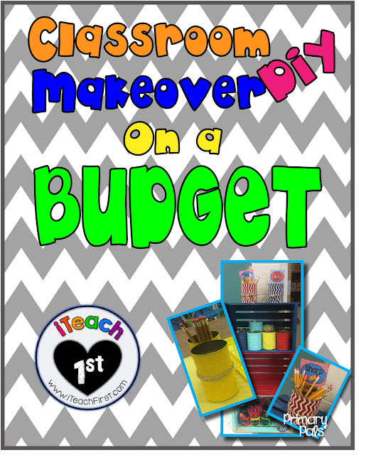 Back to School Classroom Makeover DIY on a Budget