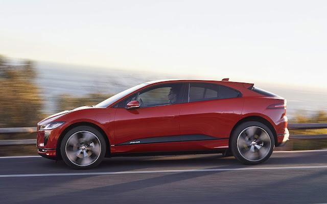 Jaguar I-Pace chega ao Brasil com preço de R$ 437 mil