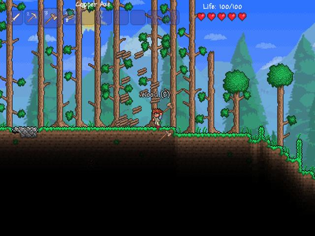Super Adventures in Gaming: Terraria (PC)
