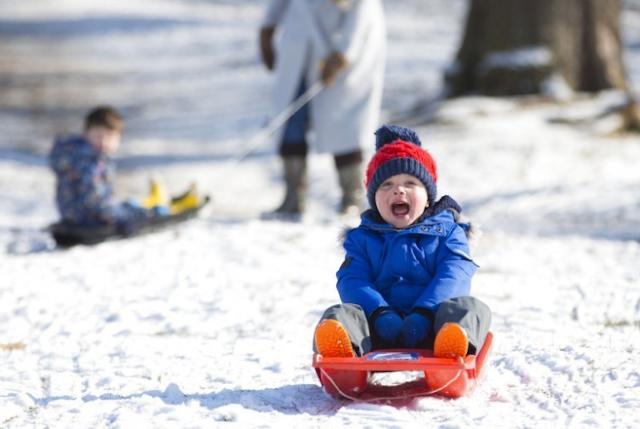 Aktifitas Musim Dingin yang Menyenangkan Dan Sehat