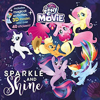 My Little Pony - the Movie Sparkle and Shine