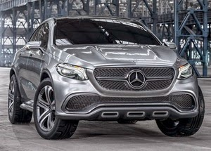Mercedes-Benz ML Coupe, Ready to Challenge BMW X6