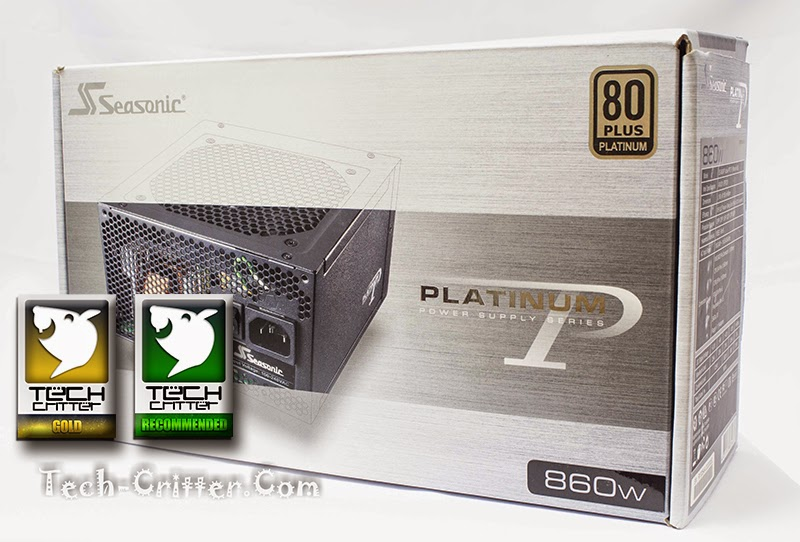 Unboxing & Overview: Seasonic Platinum Series 860W Power Supply Unit 66