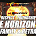 VWE HORIZON • Respect, Friendship, Family & Betrayal