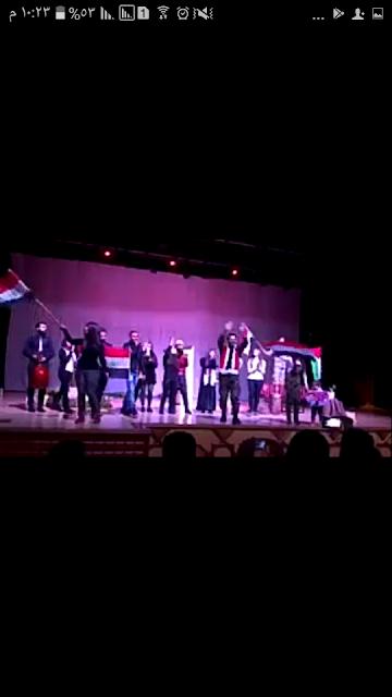 عهد الوفاء للجولان السوري المحتل تجربتي الأولى في المسرح وخمس سنوات بعيدا عن المسرح قضيتها مع رجالات الشمس