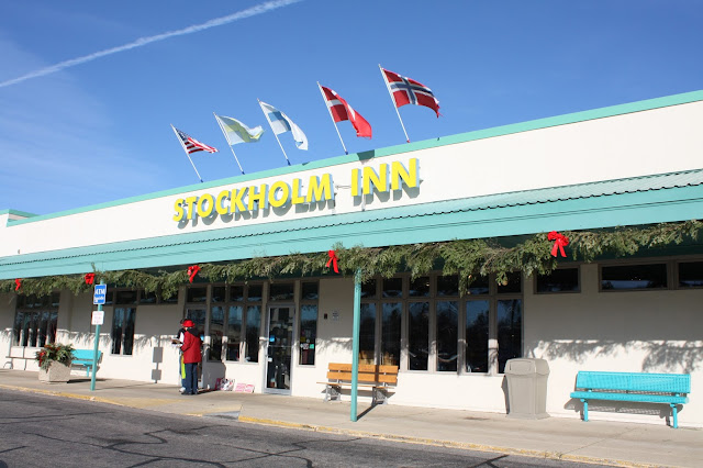 Stockholm Inn in Rockford, Illinois