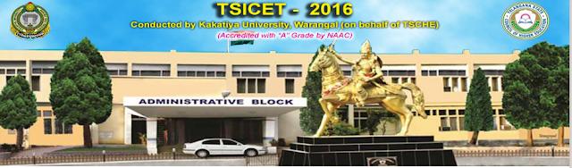 TS ICET 2016