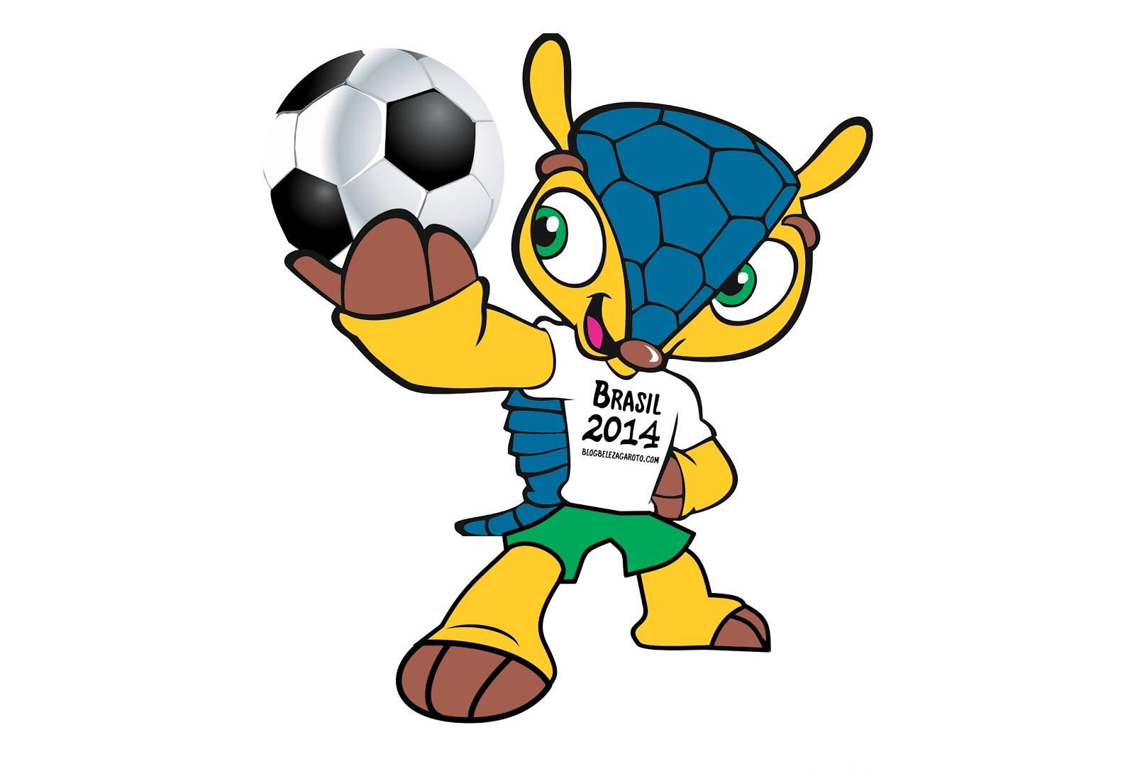 Bola oficial  A bola oficial da Copa do Mundo de 2014 chama-se Brazuca ce4e6d10eb5