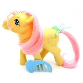 My Little Pony Posey Year Three Int. Earth Ponies II G1 Pony