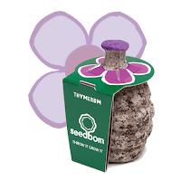 Seedbom, la grenade pour les combattants écologiques.