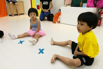 Belajar Menari di THE PARENTHOOD seawal usia 2 tahun
