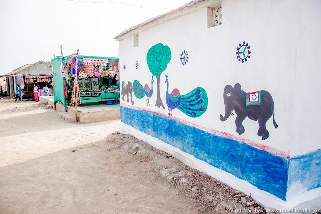 kutch village art