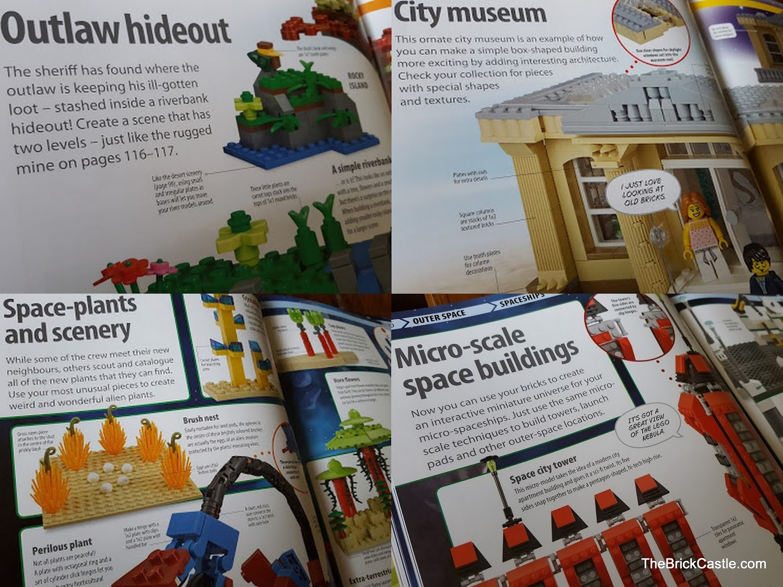 The Brick Castle The Lego Awesome Ideas Book Review