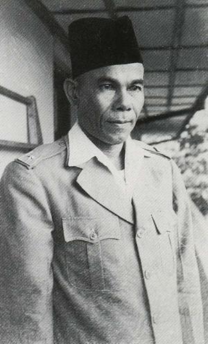 Teungku Muhammad Daud Beureu'eh, ulama pemimpin perjuangan DI/TII Aceh