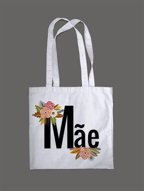 Presente pra mãe ecológica e que gosta de fazer compras com estilo e consciente