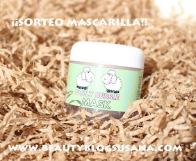 "Sorteo en el blog ""Beauty Blog by Susana"""