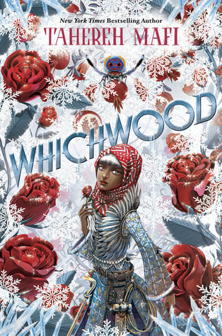 Whichwood book cover