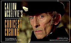 CHOICEST CUSHING : A SHIRT LIST OF THE BEST OF PETER CUSHING ON THE BIG SCREEN