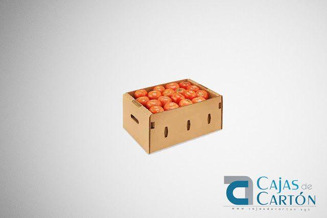 Cajas de Carton Agricolas