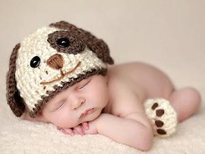 Ropa para bebes crochet