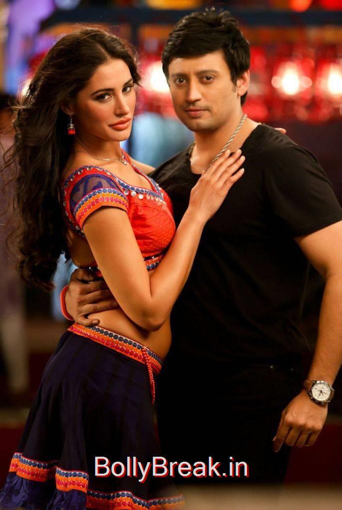 Prashanth-Saahasam Cinema Latest Stills, Hot Pics of Nargis Fakhri From Saahasam Movie