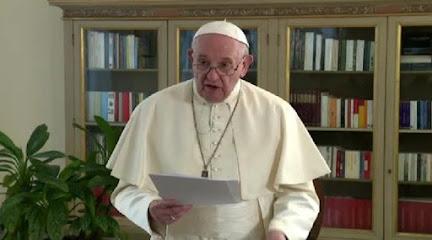 Papa Francisco exige reducir sanciones internacionales a los Estados