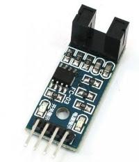 Módulo sensor de velocidad de infrarrojos con el comparador LM393 o encoder FC-03