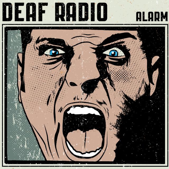 [News] Deaf Radio present 'ALARM' LP (w/ Devamp Javu)