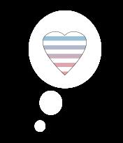 Plaquinha coração - criação Blog PNG-Free
