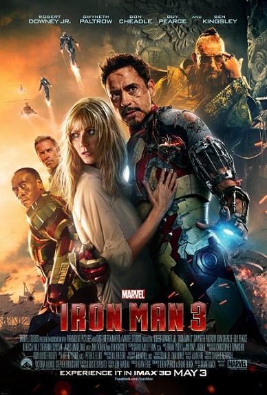 مرد آهنی 3 (2013) Iron Man - دانلود رایگان