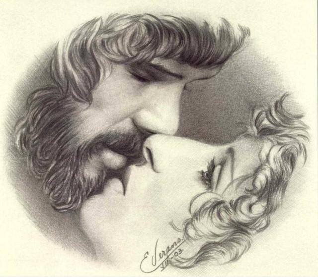 Рисунки карандашом. Elia Verano 18