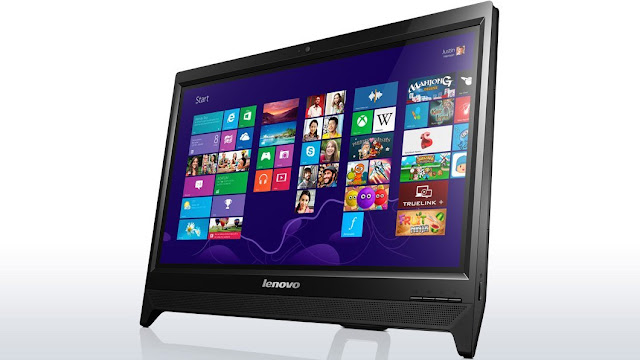 Touchscreen PC Lenovo