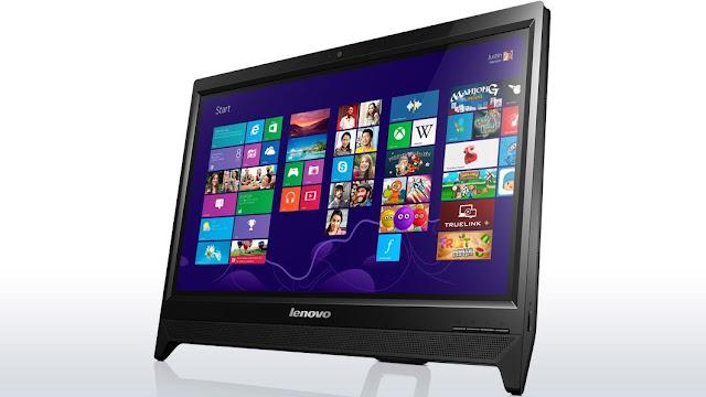 Touchscreen PC Lenovo