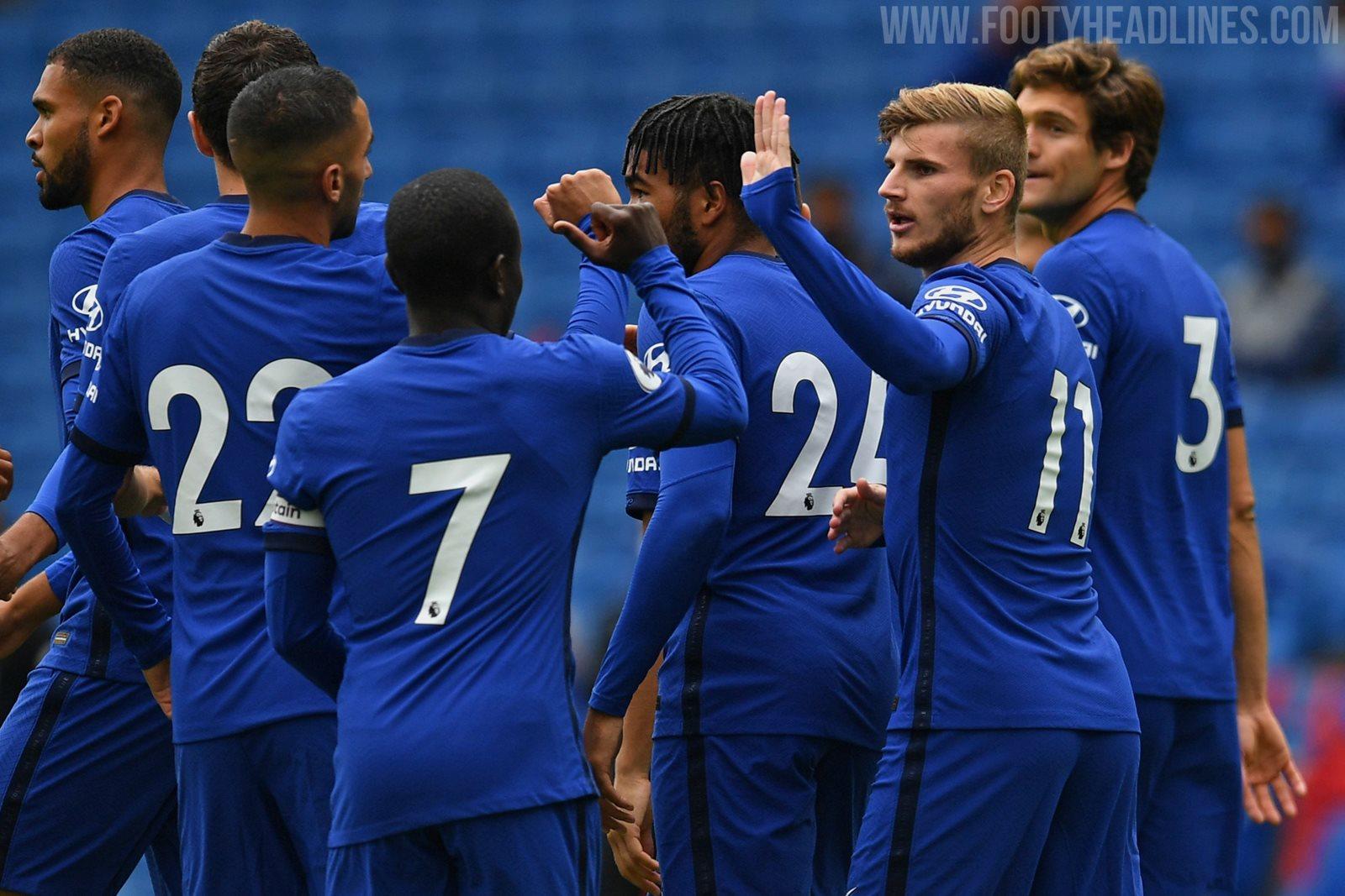 New Chelsea FC Kit Numbers Announced - Havertz, Thiago Silva, Werner ...