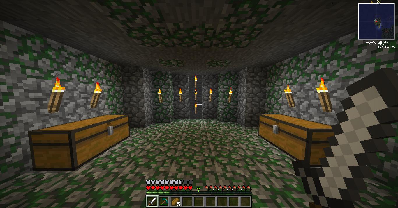 My Minecraft Adventure: My First House - Rape Dungeon