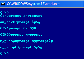 Most Commonly Used Internal and External DOS Commands 3