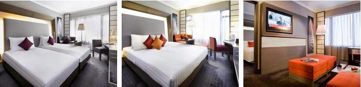Novotel Kowloon Hotel