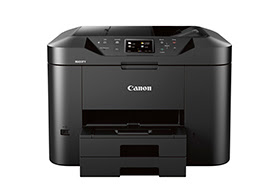 Canon MAXIFY MB2710 Driver Download Mac, Linux