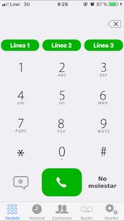 app voip activado