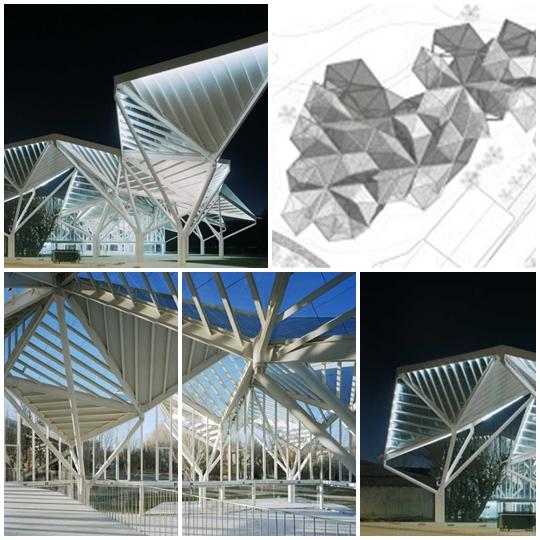 Apuntes revista digital de arquitectura pabell n de for Revistas arquitectura espana