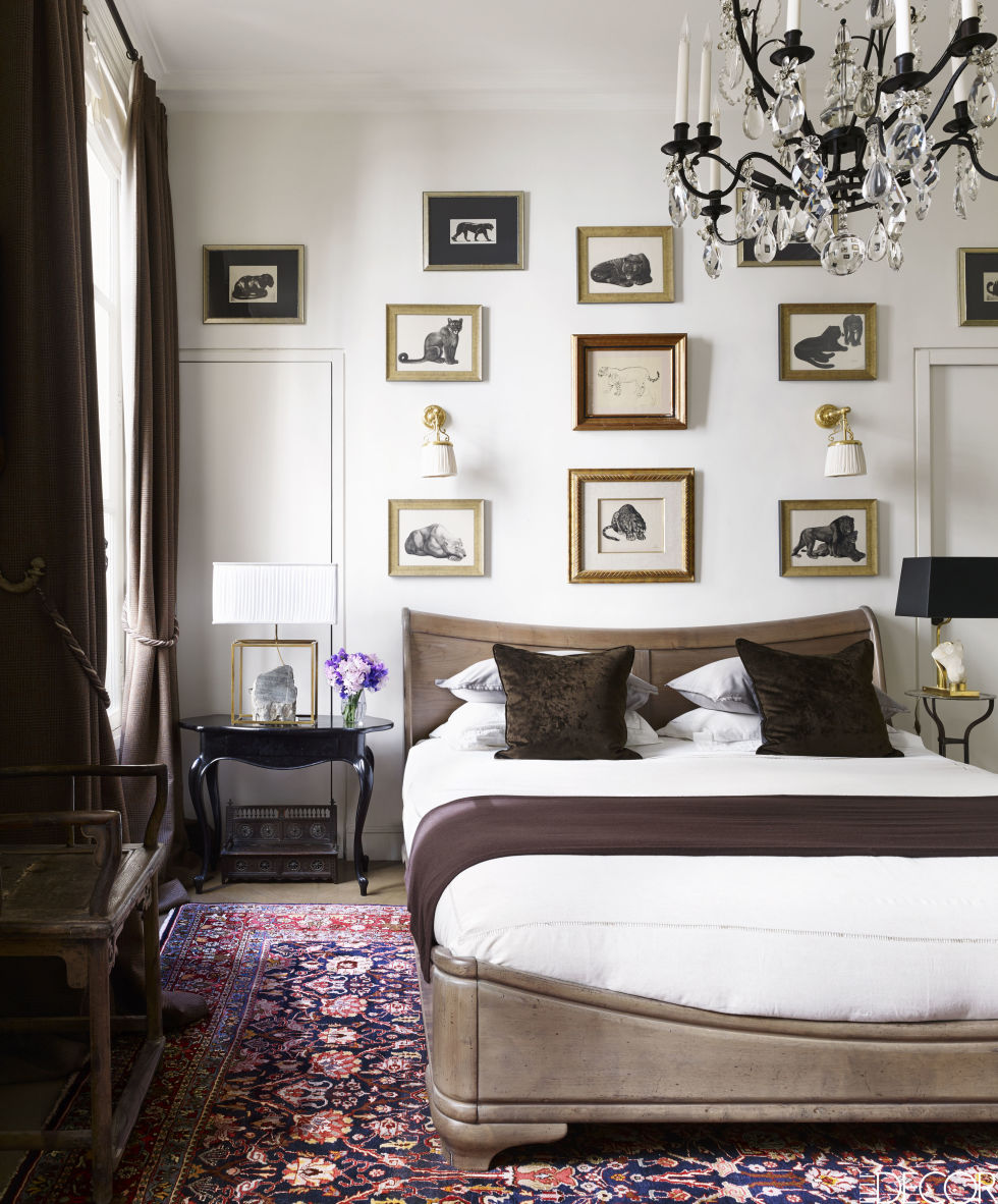 Most Beautiful Homes In Paris, A Sophisticated Paris Pied À Terre By  Christopher