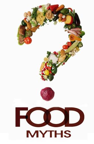 Demystifying the Food Myths