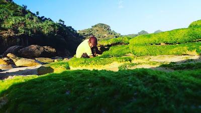 Nampu Beach Wonogiri