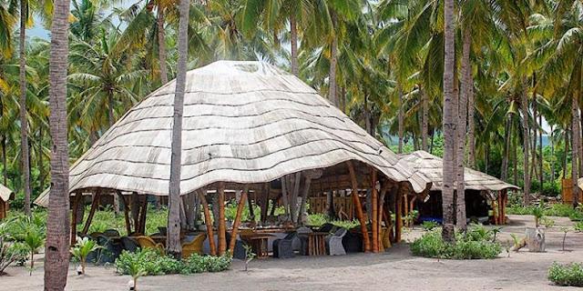 Coconut Garden Beach Maumere