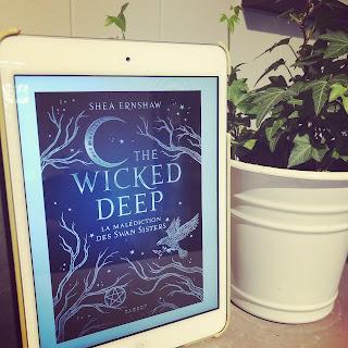 The Wicked Deep, Shea Ernshaw