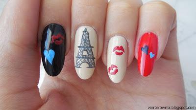 Francuskie zdobienie paznokci